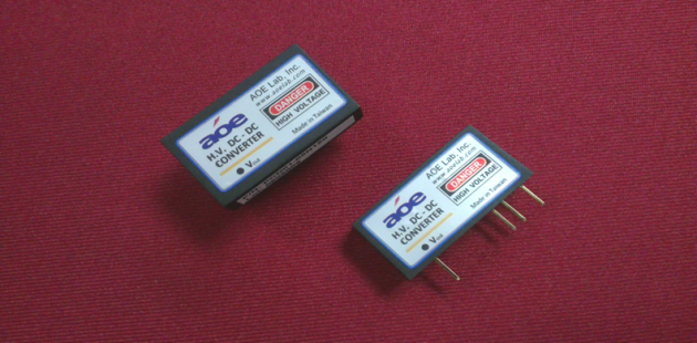 High Voltage DC-DC Converter (PAS Series) 1
